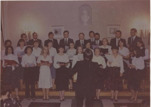 Concert du 23 mai 1981