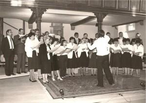 Concert du 25 mai 1985